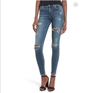 AGOLDE Sophie High Rise Skinny- Size 27